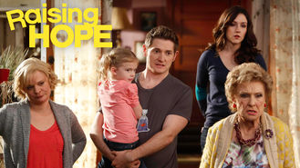 Is Raising Hope, Season 1 on Netflix?