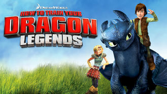 Is DreamWorks How to Train Your Dragon... on Netflix Thailand?